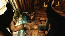 Skyrim sex with khajiit