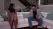 TOUGHLOVEX Vienna Black visits a sex doctor for advice - Download mp4 XXX porn videos