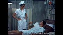 Секс медсестры с буйным пациентом
