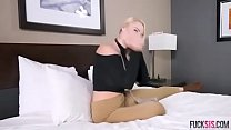Hadley Viscara in First Time Sex On Camera