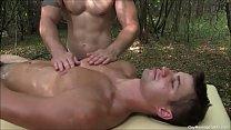 Gay Massage Seduction Blowjob