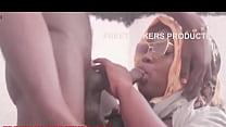Freethinkers production ghana street pick up big ass girl featuring Nana beauty صورة