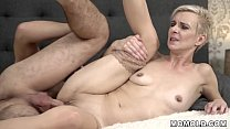 Young cock filled mature pussy pornhub video