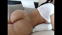Sexy big round ass Latin girl live chat live thumbnail