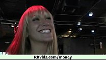 What can do a girl for some cash 14