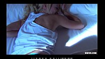 Beautiful bubble-butt blonde Destiny is woken up for rough-sex [모포스 mofos site]