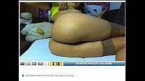 Hot latina teen on webcam 2