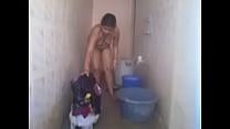 Bangalore madhu aunty washing cloth part 2
