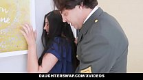 DaughterSwap - Military Dads Love Swapping Daughters pornhub video