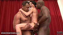 Mature Rough Double Fucked Likes Big Black Cock... Thumbnail