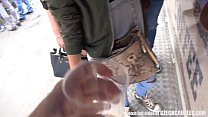 16576 Threesome Sex on Public preview