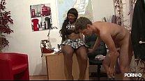 8547 Young Ebony After School Vidéo porno preview