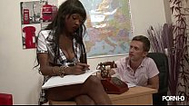 Young Ebony After School Vidéo porno Vorschaubild