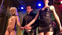 Mago Pepe Show, Mistress Minerva y Nora Barcelona en Salón Erótico de Murcia2014