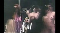 arab sultan selecting harem slave