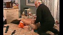 Секс с голой тетькой