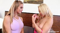 Nicole Aniston & Alix Lynx Threesome Thumbnail