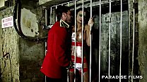 PARADISE FILMS Jasmine Jae is a Creampied sex slave