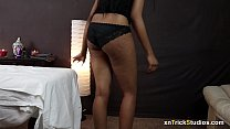 18348 Ebony Teen Massage And Happy Ending Preview preview
