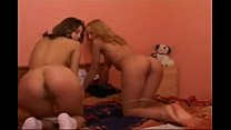 Lesbian step sisters on webcam - bestyoungwebcams.com Image