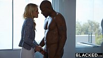 BLACKED Keira Nicole Takes Her First Big Black Cock Preview
