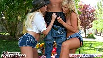 busty-legends » Sexy country girls Summer Brielle and Tasha Reign sharing cock thumbnail