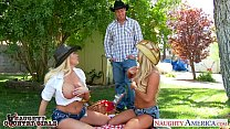 Sexy country girls Summer Brielle and Tasha Reign sharing cock - Download mp4 XXX porn videos