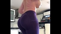 Get behind my 47 inch big phat ass make that booty bounce - TheSophieJames.com