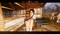 Skyrim mod uncensored nude tits