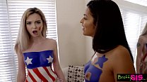 Memorial Day Threeway When Step Brothers Caught spying S9:E10 pornhub video