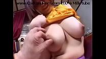 Beautiful big tits lactating fetish thumbnail