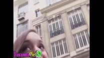la jovencita mas jugoza del colegio me hace sexo oral en la calle mamada rica con corrida facial Preview