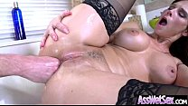 Anal Sex Tape With Big Wet Round Ass Oiled Girl (syren de mer) movie-30