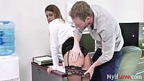 Learn How To Get Promoted From This MILF- Brooklyn Chase