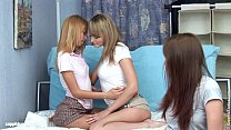 Explosive Oral with Bethany Aghe and Ania by Sapphic Erotica - 9Club.Top