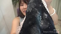 Too thick fetish scenes compression. Dirty lens! Show you pussy discharge and pussy juice of three plump busty girls(FETIS.JP)