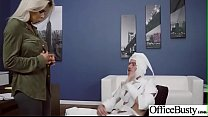 Hardcore Bang With Horny Big Tits Office Girl (Rachel RoXXX) video-24 image