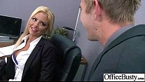 Lovely Girl (britney shannon) With Big Tits Get Banged Hard Style In Office movie-08 pornhub video