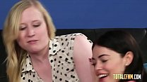Satine Spark, Ava Dalush and Bobbie Jay's Thumb