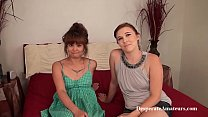 Raw casting desperate amateurs compilation hard... Thumbnail