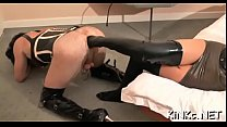 Mistress carmen rivera ties up her bondman indeed hard