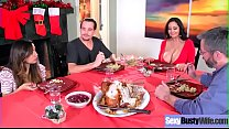 Hardcore Sex Action With Big Round Boobs Housewife (Ava Addams) clip-06 clip1