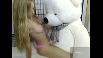 Giant Teddy Bear Humping Thumbnail