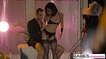Babes - The Black Corset Odyssey Part 3  starring  Kai Taylor and Rina Ellis clip