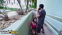 BANGBROS - Lexi Luna and Juan Largo Have Fun Fucking Out In Public pornhub video
