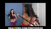 Sexy pole dancer Sophia Fiore ends up fucking her client Vorschaubild