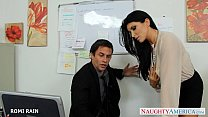 Office babe Romi Rain fucking tumblr xxx video