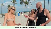 Public nudity and hot sex for money 21's Thumb