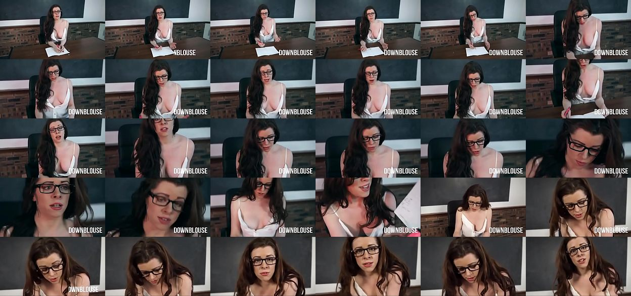DOWNBLOUSE EP-23 SEXY HOT TEACHER ASMR ROLEPLAY [Low, 480x360p] -  XVIDEOS.COM