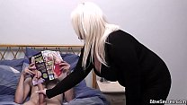 Blonde bbw cheating with married man's Thumb